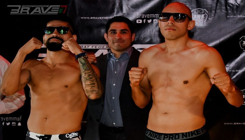 Six fighters miss weight for Brave 7, Pato vs Quintanar is official