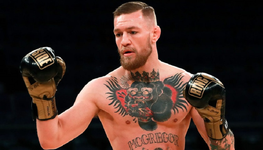 McGregor's Magnificent Record