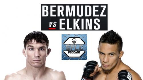 SFLC Podcast – Episode 259: Darren Elkins talks UFC on FOX 25 fight with Dennis Bermudez