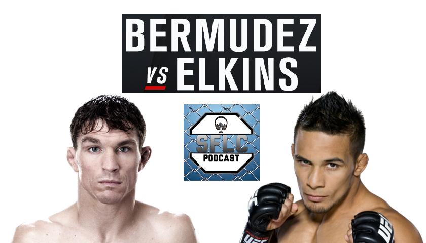 SFLC Podcast - Episode 259: Darren Elkins talks UFC on FOX 25 fight with Dennis Bermudez