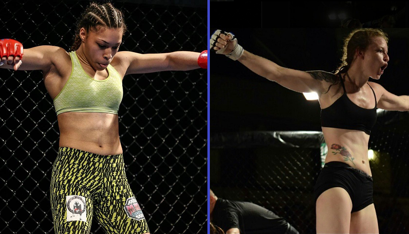'The Cage Cutie' Destiny Quinones vs. Devon Estes added to Maverick MMA 3