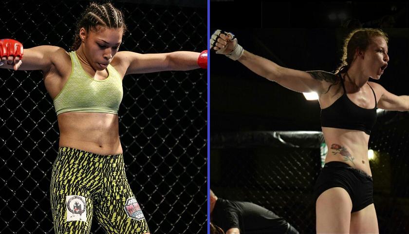 'The Cage Cutie' Destiny Quinones vs. Devon Estes added to Maverick MMA 3