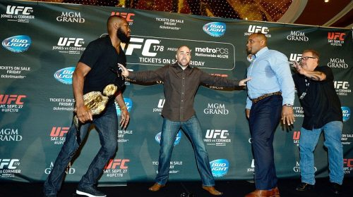 Daniel Cormier and Jon Jones Set to Finally Put Rivalry to Bed at UFC 214