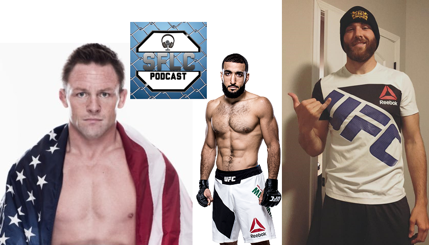 SFLC Podcast – Joe Warren, Belal Muhammad & James Bochnovic