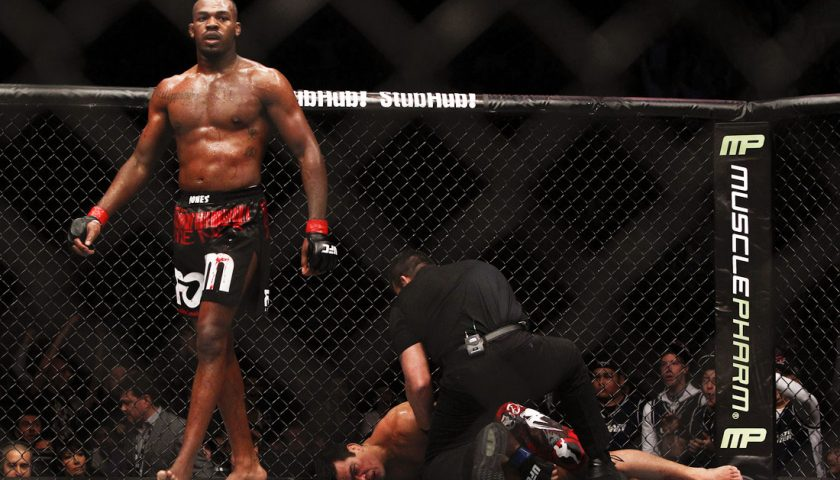 Workout of the Week – Jon 'Bones' Jones Guillotine Choke