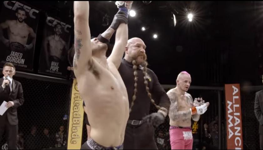 WATCH: Dana White Lookin' For a Fight: Joseph Morales vs. Sean Santella