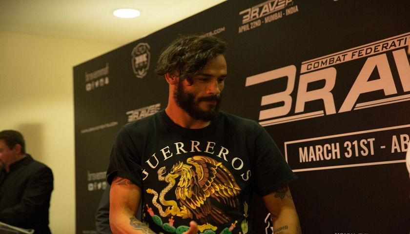 Injured Masio Fullen won't fight at Brave 7, but hopes to witness clean sweep for teammates