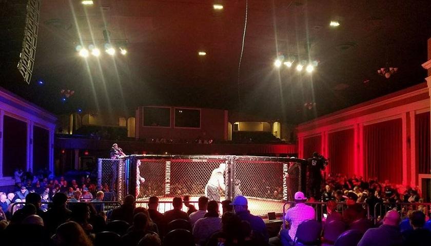 Maverick MMA 2 Results from Sherman Theater in Stroudsburg, Pennsylvania