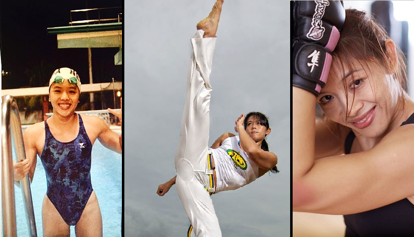 41-year old Olympic swimmer, May Ooi, signs with ONE Championship