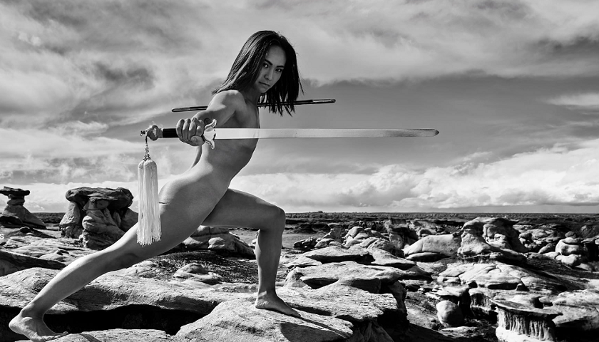 View all the 2017 ESPN 'Body Issue' photos of UFC star Michelle Waterson