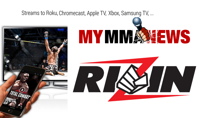 MyMMANews.com and FITE TV to stream Rizin Fighting Federation World-Grand Prix 2017 action