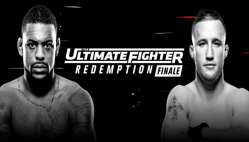 TUF 25 Finale Live Results – Gaethje vs. Johnson