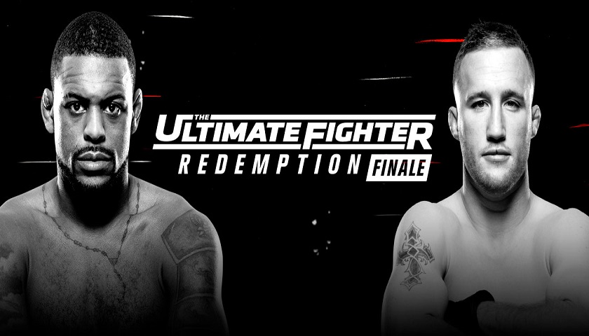 TUF 25 Finale Live Results - Gaethje vs. Johnson