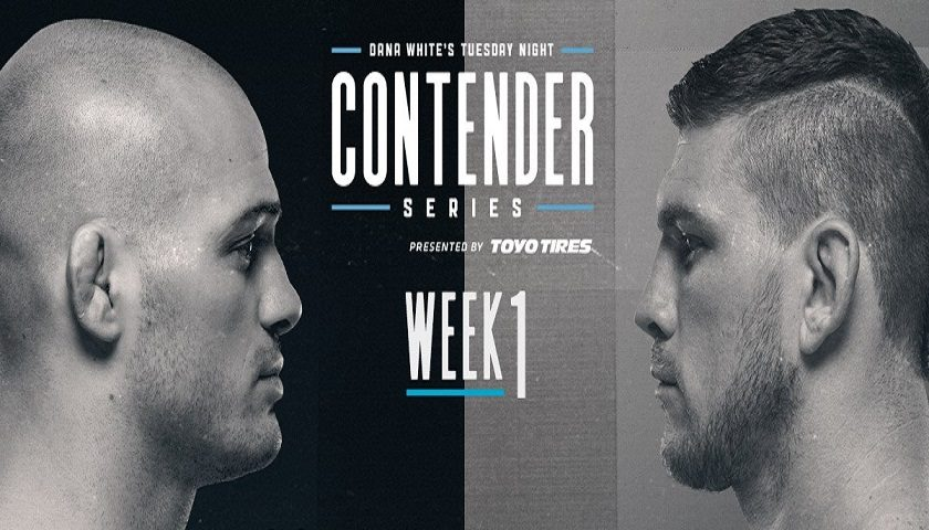 Dana White's Tuesday Night Contender Series – Week 1 Results