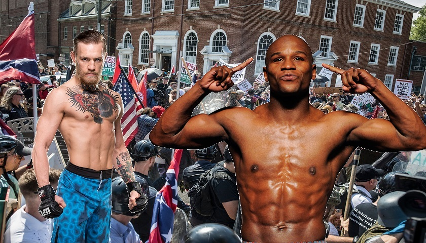 Mayweather-McGregor Antics Not What This Country Wants or Needs