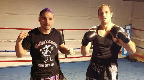 Michael Rakay defends cruiserweight title Saturday night at USKA Fight Night