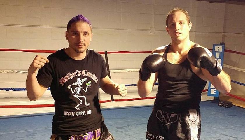 Michael Rakay defends cruiserweight title Saturday night at USKA Fight Night