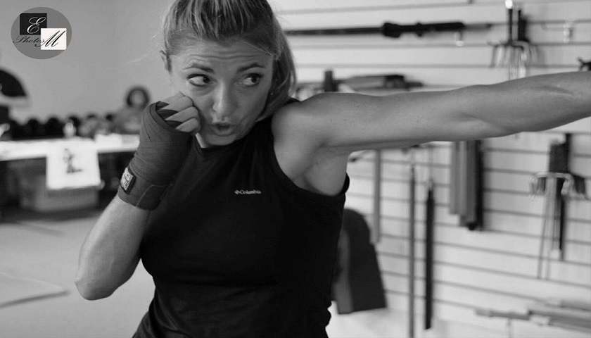 Lauren Mull: When I step into that ring, I'm fighting for Rami Elite