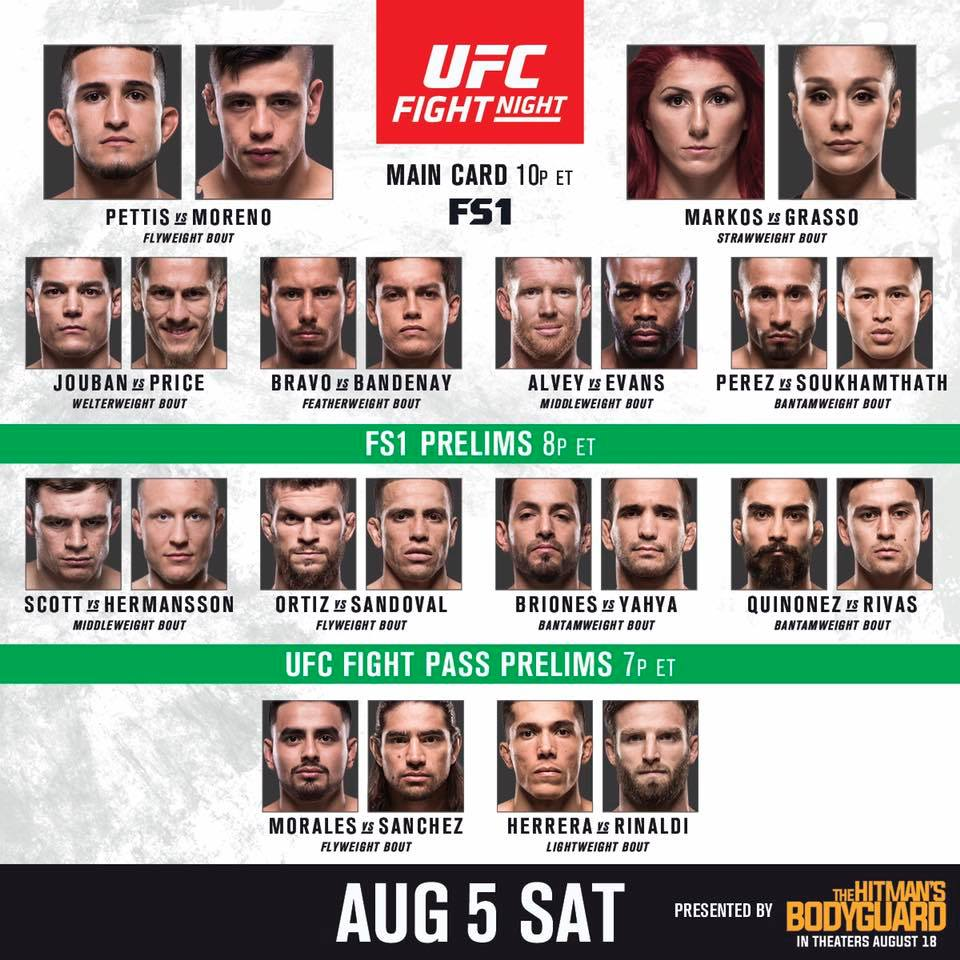 UFC Fight Night 114