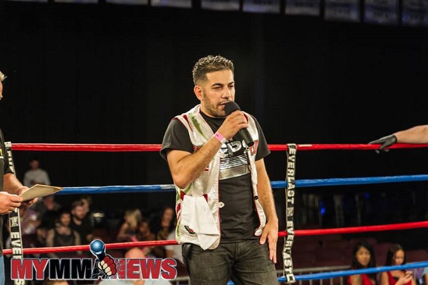 USKA to host Rami Ibrahim's 186th professional Muay Thai Fight