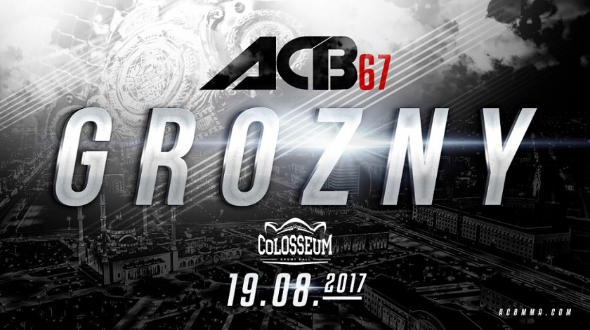 ACB 67 - Mukhamed Berkhamov vs. Brett Cooper Free Live Stream