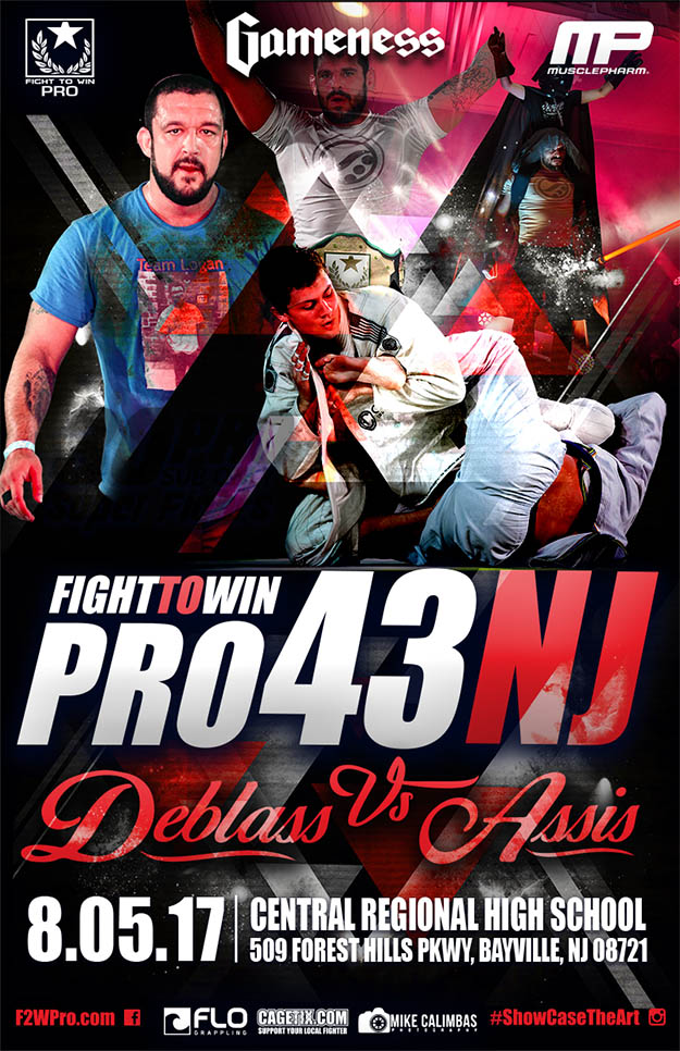 Fight to Win Pro 43