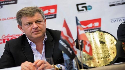 One-on-One with M-1 Global President Vadim Finkelchtein