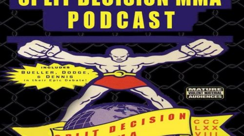 Split Decision MMA Podcast – Paige's foot, naked Rose, TUF 26, more