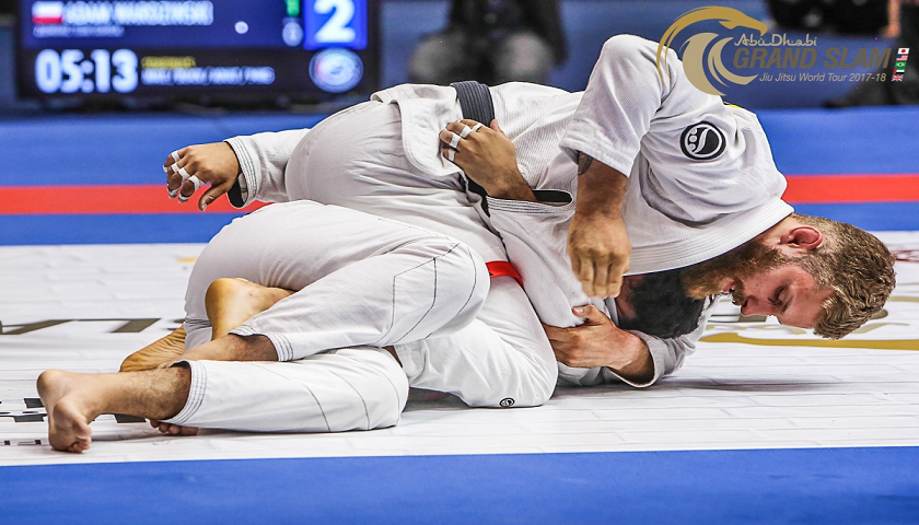 Abu Dhabi Grand Slam Jiu-Jitsu World Tour Heads To The City of Angels