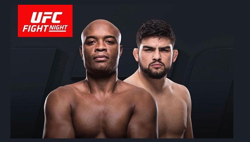 Anderson Silva vs Kelvin Gastelum rebooked, headlines UFC Shanghai