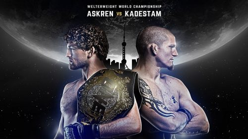 Ben Askren defends title against Zebaztian Kadestam in Shanghai