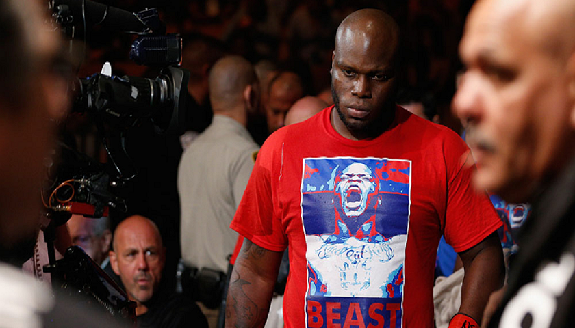Derrick Lewis out of retirement, returns against Fabricio Werdum at UFC 216