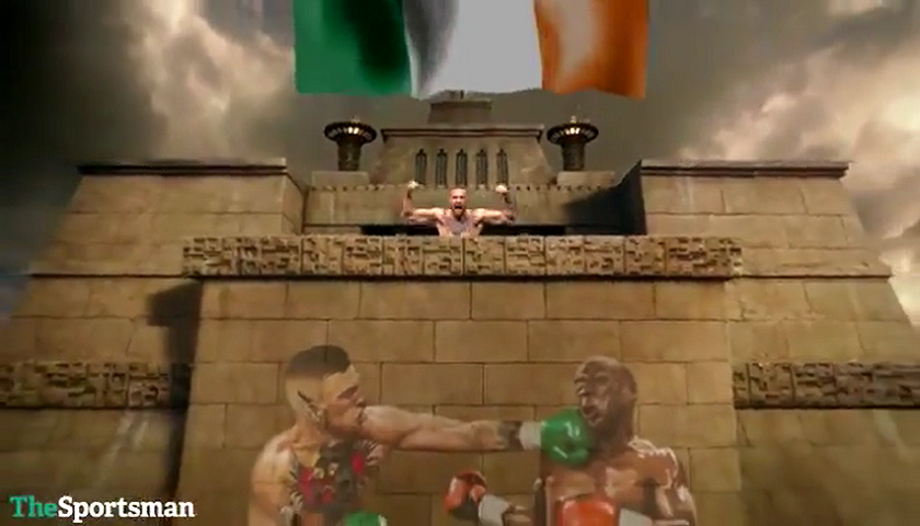 Check out this Mayweather vs McGregor Game of Thrones Parody