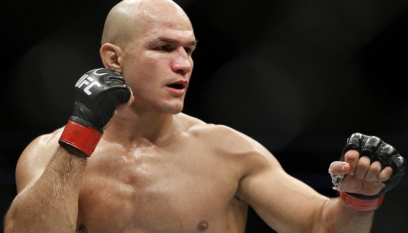 Say it ain't so….. Junior Dos Santos hit with anti-doping violation, fight off