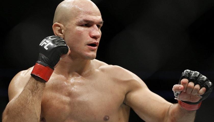 UFC Boise, Junior Dos Santos hit with anti-doping violation, fight off