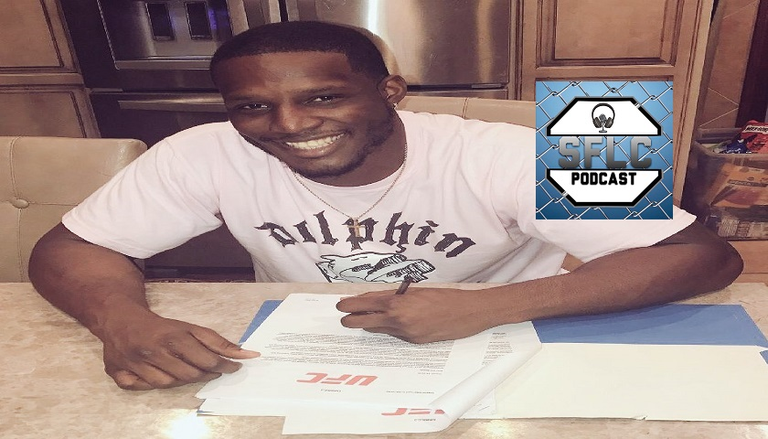 Karl Roberson wants UFC debut to take place at Madison Square Garden