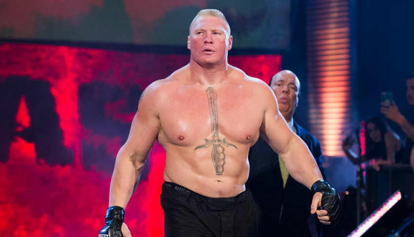 Brock Lesnar., Lesnar versus Jones