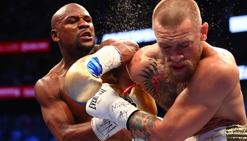 Conor McGregor suspended two-months following Mayweather fight