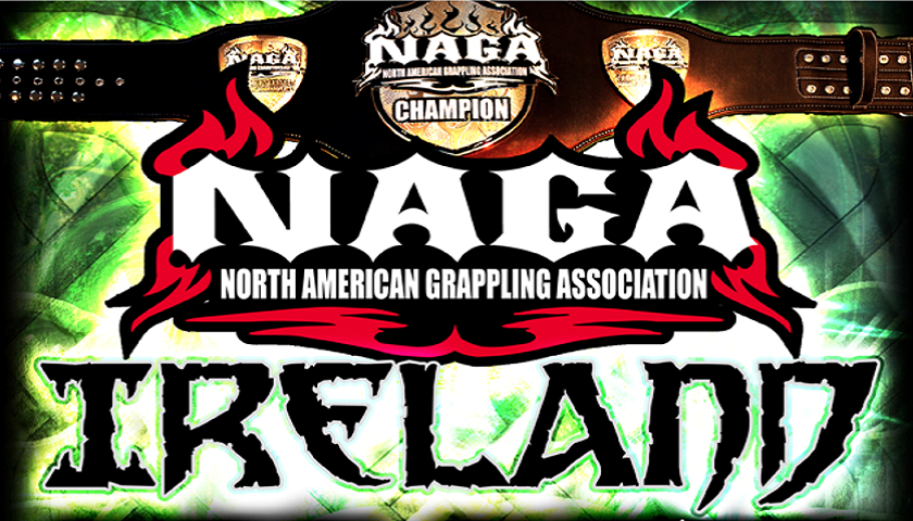 North American Grappling Association invades Dublin, Ireland
