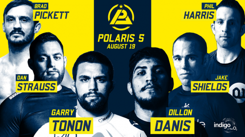 Polaris 5 Results – Professional Jiu-Jitsu Invitational