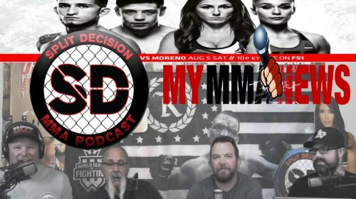 Split Decision MMA – 8 ounce gloves, Mini Mac and Cheese, Malignaggi, more