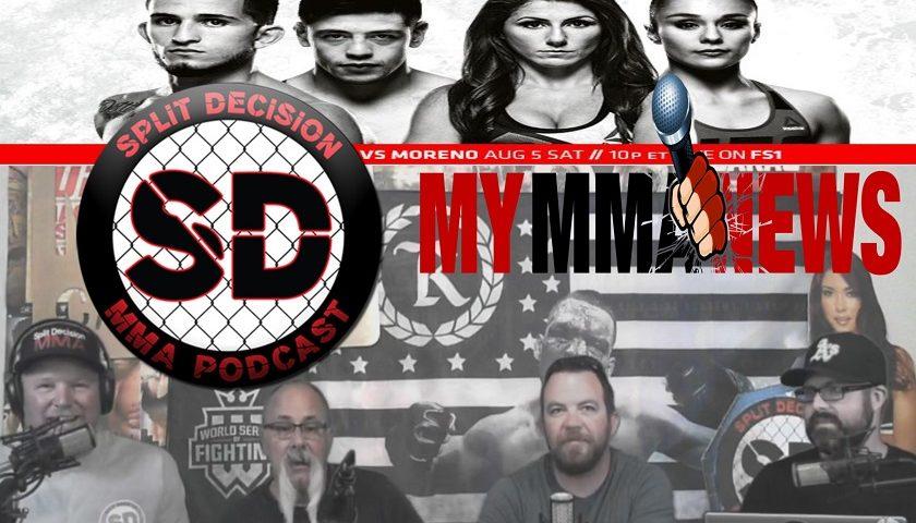 Split Decision MMA – 8 ounce gloves, Mini Mac and Cheese, Malignaggi, more