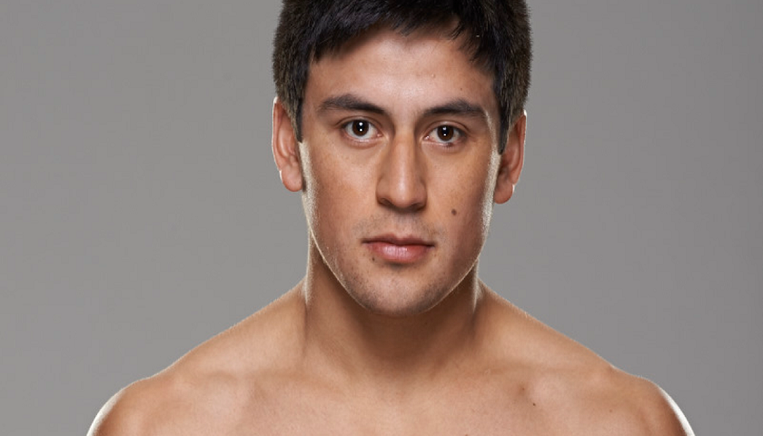 Diego Rivas returns to UFC this Saturday after bout with testicular cancer