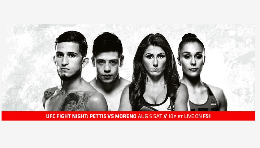 UFC Fight Night 114 weigh-in results from Mexico City