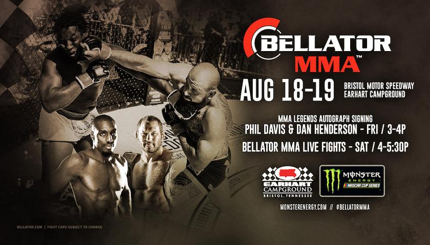 Monster Energy Bellator MMA Fight Series Returns August 19