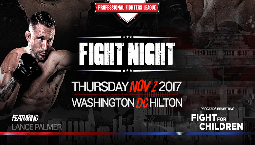 PFL and Fight Night team up for charity – Fight For Children