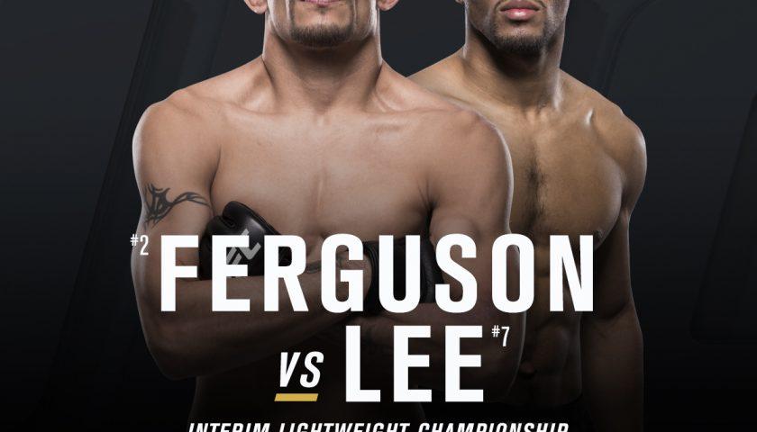 UFC 216 – Ferguson vs. Lee, Johnson vs. Borg