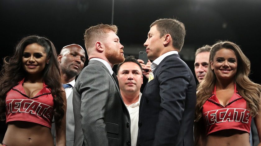 "Canelo Alvarez vs Gennady Golovkin ""GGG"" – Final Press Conference Free Live Stream"
