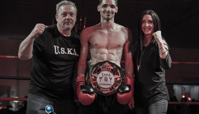 SFLC Kickboxing Podcast: Irv Althouse and Jen Heffentrager of USKA Fights