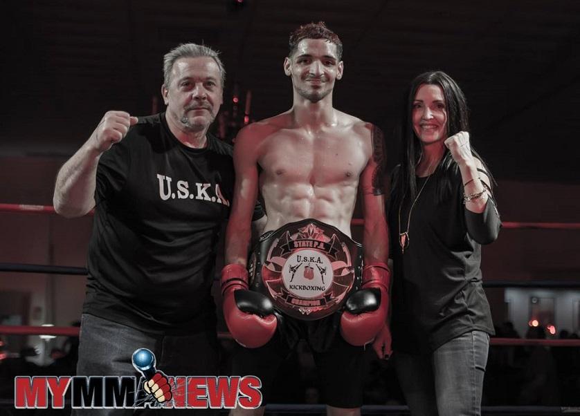 SFLC Kickboxing Podcast: Irv Althouse and Jen Heffentrager of USKA Fights